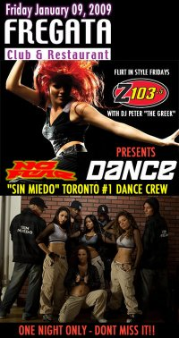Sin Miedo No Fear Dance Group